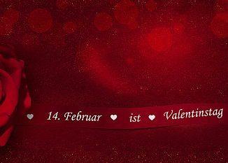 Beliebte Valentinstaggeschenke
