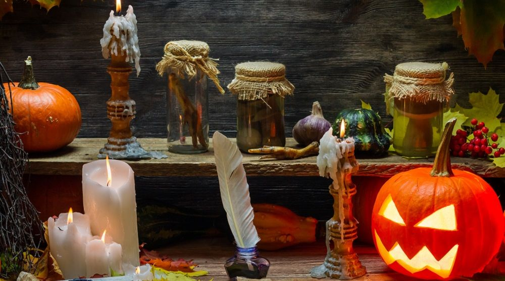 Halloween Deko Selber Machen Ideen Zum Basteln