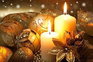 Ideen f r die weihnachtsdekoration in der wohnung for Dekotipps wohnung