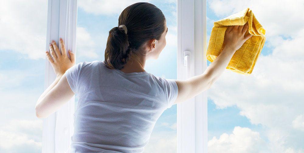 Fensterputzen, Tipps und Tricks für streifenfreie Fenster