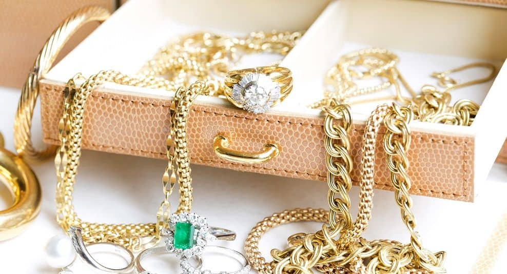Goldkette Reinigen